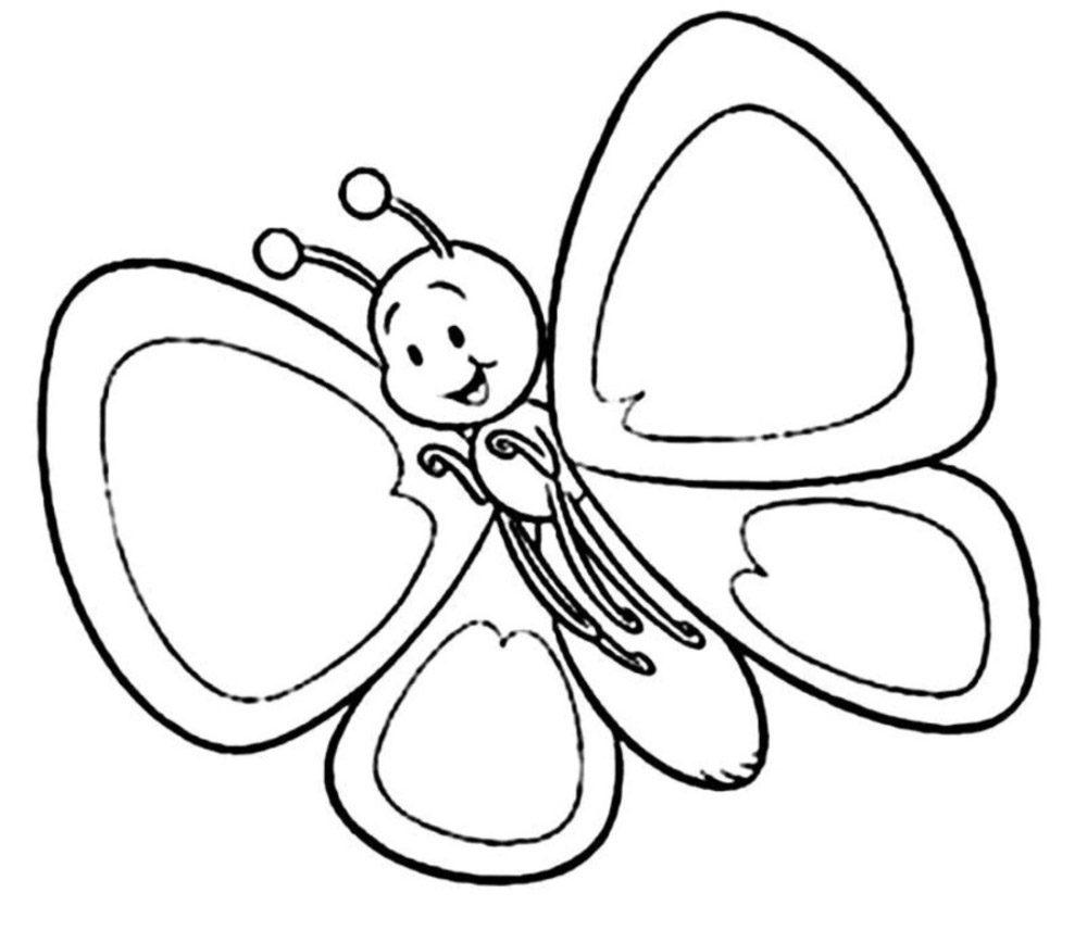 Dibujos de mariposas para niños :: Imágenes y fotos