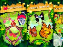 Flutter butterfly sanctuary para iPhone